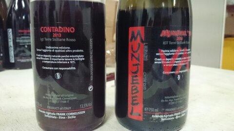 de meest beruchte wijnen zonder toegevoegde sulfiet van Frank Cornelissen