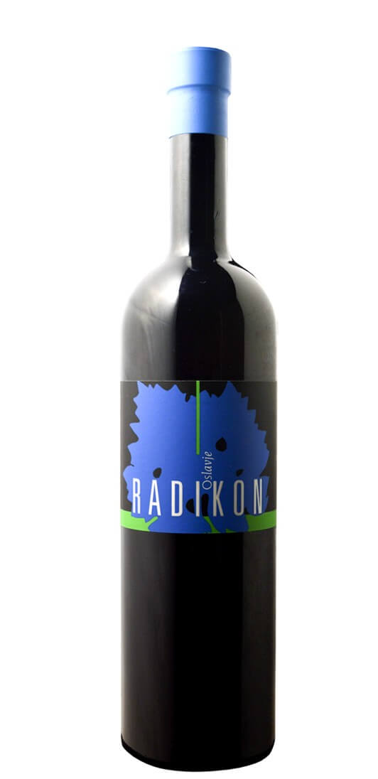 Radikon Oslavje bevat sulfieten niet toegevoegd